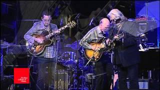 "Ricky Skaggs&John Scofield Play Ray Charles, ""You Win Again"", at Berklee"