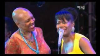 Dee Dee Bridgewater / China Moses / Jazz en Viena