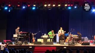 Lee Ritenour Live at the KL International Jazz Festival 2013 - LA by Bike