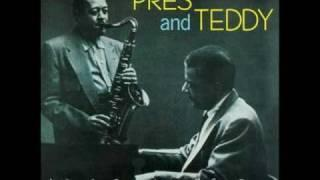 Prisoner of love - The Lester Young and Teddy Wilson Quartet