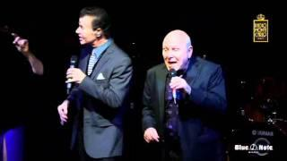 The Manhattan Transfer Live @ Blue Note Milano 08-11-2011
