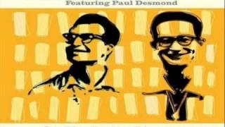 Dave Brubeck Quartet On The Radio 1956 ~ All The Things You Are