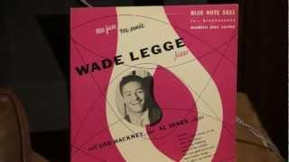 Wade Legge - Dream A Little Of Me
