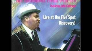 Thelonious Monk live at the Five Spot