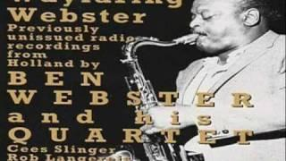 Ben Webster Quartet Live 1970 ~ My Romance