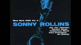 SONNY ROLLINS, Why Don't I