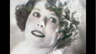 Annette Hanshaw acc. by The New Englanders - Daddy Won't You Please Come Home - Velvet Tone 1940-V