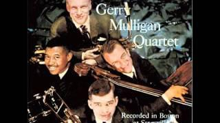 "Gerry Mulligan Quartet, ""Honeysuckle Rose"""