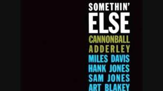 Cannonball Adderley - Love for Sale