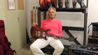 John McLaughlin's Guitar Lesson @ PRS Part I