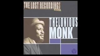 Thelonious Monk Trio - Well, You Needn't