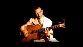 Django Reinhardt Phrase #5 | Rhythm Changes+Gypsy Jazz