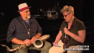 Joe Lovano interview + US Five clip at 2014 Montreal Jazz Fest - TVJazz.tv