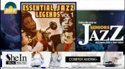 Essential Jazz Legends Vol 1 - 1h30 with Jazz Legends - 22 tracks (HD)