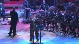 "THE UNITED STATES AIR FORCE BAND&ARTURO SANDOVAL ""A NIGHT IN TUNISIA"""