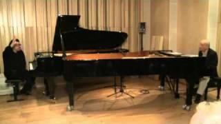 Dave Frank master class - An afternoon with Dick Hyman (Full HD)