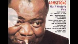 Louis Armstrong - Black&Blue