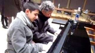 Chick Corea&Beka Gochiashvili (part 1)