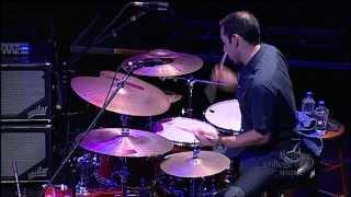 Antonio Sanchez live at the Berklee Performance Center