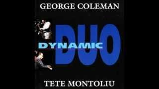 George Coleman & Tete Montoliu - Sophisticated Lady