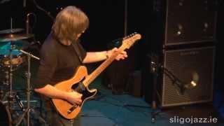 Mike Stern Solo - Sligo Jazz Project 2013