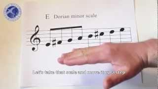 Jazz Lesson: Diminished Scale - Part 1 - An Organic Approach to Melody (New York Jazz Academy)