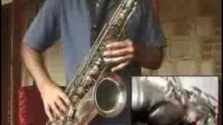 Holton Silver Plated Tenor Saxophone 1926