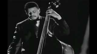 Paul Chambers - Green Dolphin Street - Great bowed bass solo
