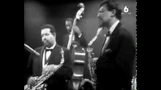 The Cannonball Adderley Sextet BBC Jazz 625 TV Show Full (1964) Pt I