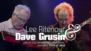 Lee Ritenour&Dave Grusin Live At Java Jazz Festival 2013