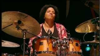 "Terri Lyne Carrington ""The Mosaic Project"" y Dianne Reeves - Jazz San Javier 2012 fragm. 3"