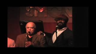 "Gregory Porter - ""Wisdom"" live at Smoke"