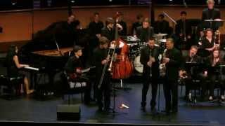 """Royal Garden Blues"" - Garfield Jazz Ensemble at Essentially Ellington 2013"