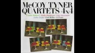 The Seeker. Composed by McCoy Tyner. with Bobby Hutcherson, vibes et al.