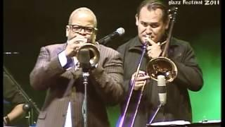 Poncho Sanchez&His Latin Jazz Band feat. T. Blanchard_Live at Jarasum Jazz 2011