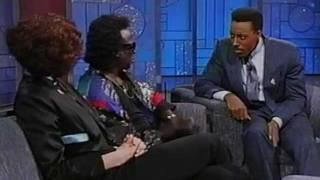 Miles Davis - Jojo - Arsenio Hall Show - W/ Interview - 1989