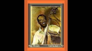 Bam Bam Bam !!! - The Ray Brown Trio