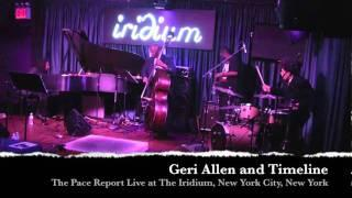 Jazz Music, Jazz Piano - Geri Allen&Timeline Live - Interview