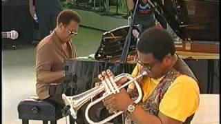 Freddie Hubbard With Cedar Walton Trio / God Bless The Child (1992)