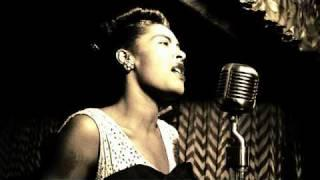Billie Holiday - He's Funny That Way (Clef Records 1952)