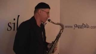 JAZZLAB: Mouthpiece exercises for saxophone and clarinet