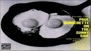 Paul Quinichette Quintet 1957 - On The Sunny Side Of The Street