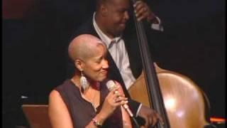 René Marie&Jeremy Pelt - Just my Imagination #1 - Bridgestone Music Festival `09