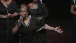 """Tina Brown and the Gospel  Messengers """"Come Sunday"""""""