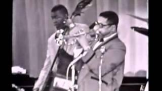 Dizzy Gillespie Big Band ' I can´t get started with you ' - Antibes , Juan les Pins 1962