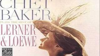Chet Baker Quintet 1959 - Thank Heaven For Little Girls