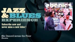 Zbonics - She Danced Across The Floor - Feat. Gregory Porter, Karl Denson - JazzAndBluesExperience