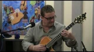 "Martin Taylor Performs ""Stompin' at the Savoy"" Live in KPLU Studios"