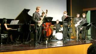"""Barry Bondus"" - Garfield Jazz Band Combo III at Reno Jazz Festival 2013"