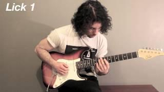 Guitar Lesson | Chill | Roberto Restuccia&Coffee Break Grooves